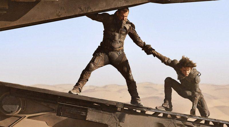 Dune - Action Szene