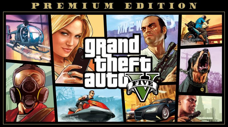 GTA V - Premium Edition