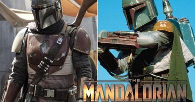 Boba Fett @ The Mandalorian (v2)