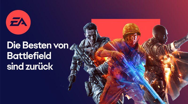 EAs Battlefield ist zurück auf Steam